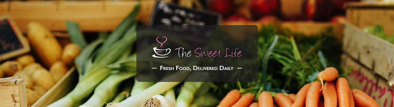 Fresh Food, Delivered Daily