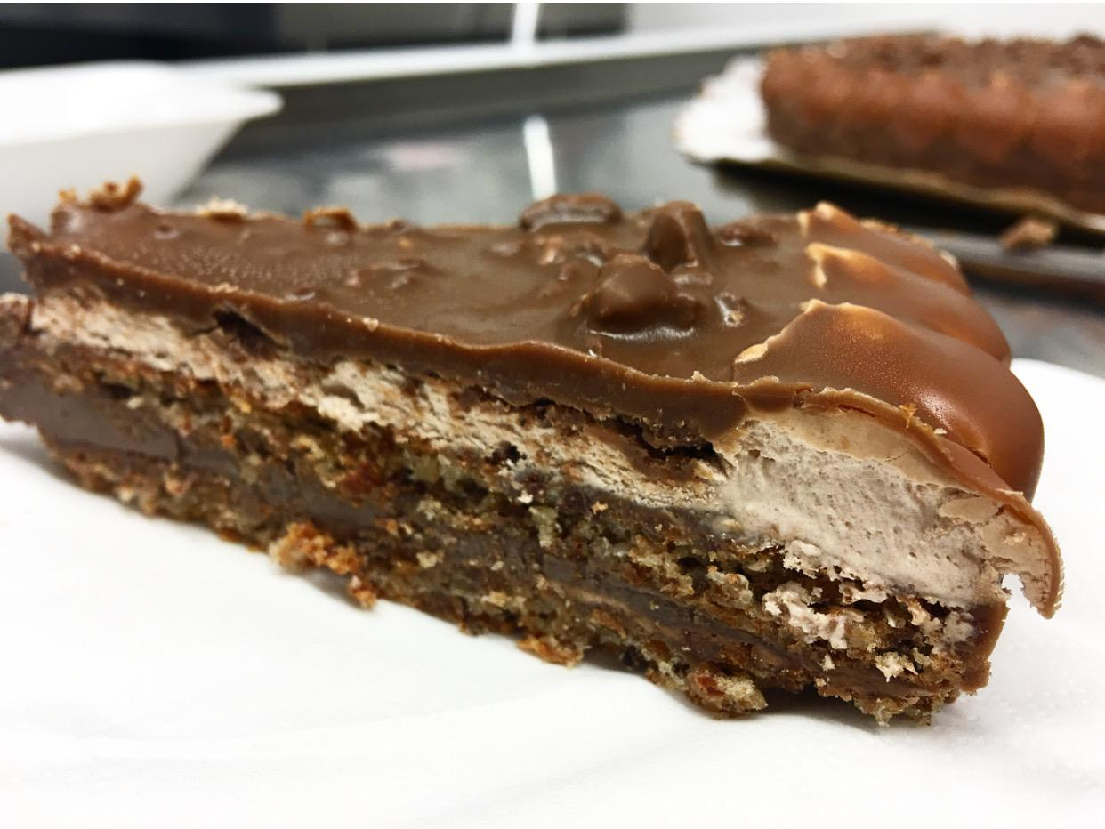 Almondy - Toblerone Cake - Gluten Free Cake Almondy