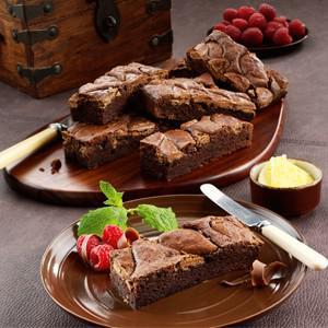 Chocolate Brownie Slice