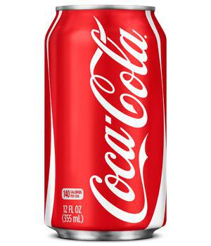 Can - Coca Cola 330ml