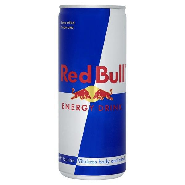 Can - Red Bull 250ml