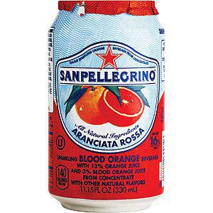 Can - Sanpellagrino Blood Orange 330ml