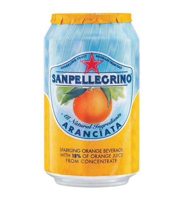 Can - Sanpellagrino Orange 330ml