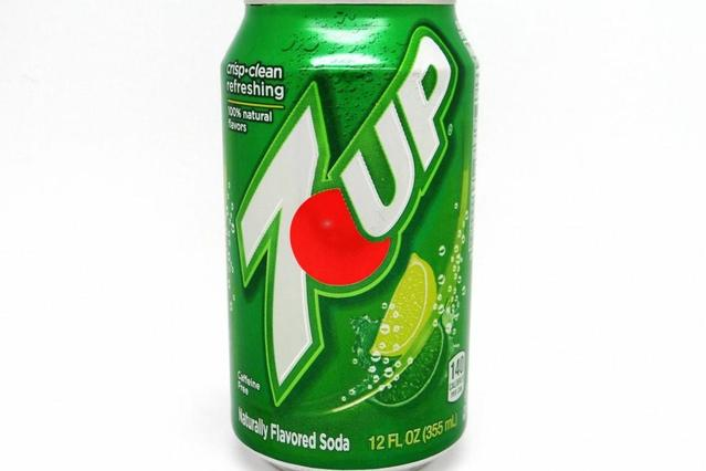 Can - 7UP 330ml - Lemon & Lime